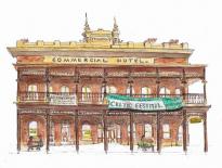 Commercial Hotel Beechworth Victoria