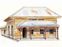 Telegraph Station Beechworth Vic 1858