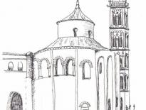 Church-of-Saint-Donat-Zadar-Croatia
