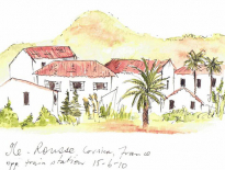 Ile-Rousse-Corsica-France