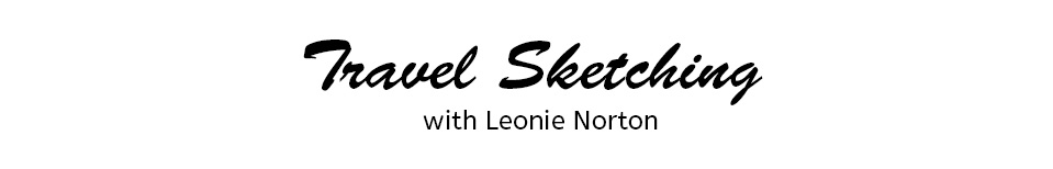 Holiday Sketching with Leonie Norton